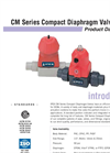 CM Valves PRODUCT Data Sheet